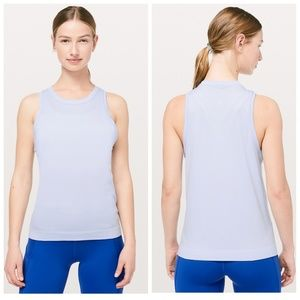 NWT Lululemon Swiftly Breeze Tank SZ 6